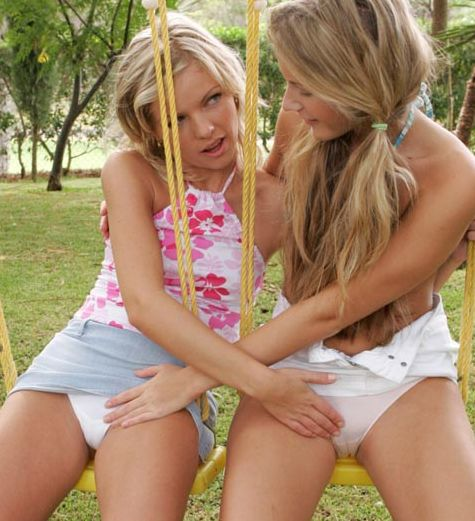 Two immensely hot girls in catsuit play with a hard dick 8